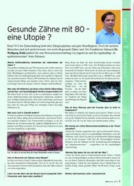 Artikel im Top! Magazin